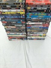 51 X VARIOUS DVDS BUNDLE JOBLOT COLLECTION ONLY 30P EACH WITH FREE P&P