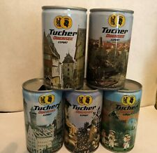 Five Tucher Export Beer (Germany) City Scenes