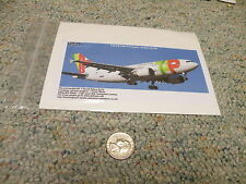 TwoSix  decals 1/144 Set# 144-55 TAP Portugal Airbus A310     N71