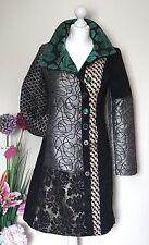 """Vêtement Occasion femme ... Manteau """" Desigual """" ... T : 36 / 38"""