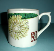 Gien Gri Gri Coffee Mug 10 oz. French Faience New