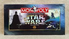 Star Wars Monopoly Classic Trilogy Edition 1997, 100% Complete Great Condition