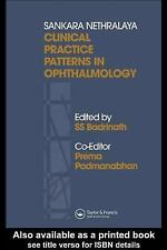 Sankara Nethralaya Clinical Practice Patterns in Ophthalmology-ExLibrary