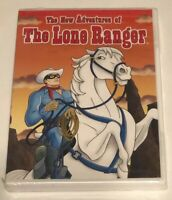 The New Adventures Of The Lone Ranger Sealed Digitally Remastered