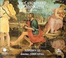 Cancionero de Medinaceli von J. Savall | CD | Zustand sehr gut