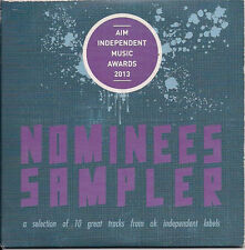 Various  Billy Bragg AIM Independent Music Awards 2013 Nominees Sampler UK CD