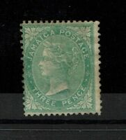 Jamaica SG# 10 Mint Hinged / Most OG / Page Rem / Light Top Crease - S1119