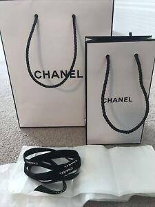 chanel gift bag small