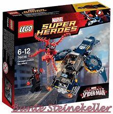 LEGO® SUPER HEROES Marvel: 76036 Carnages Attacke auf SHIELD ! NEU & OVP !