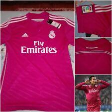 ADIDAS Rosa Nuova maglia Real Madrid dimensioni 152 wunschflock possibile