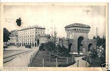 em 204 1936 BOLOGNA Piazzale Porta Saragozza - viagg - FP Ed Zoboli Bologna