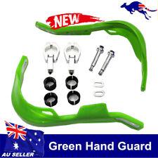 Green Hand Guards Suzuki Dr DRZ DS RM RMZ Rm80 Yamaha WR 250 400 426 450 Bike