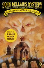 The House with a Clock in Its Walls (Lewis Barnavelt) by Bellairs, John