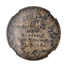 Medaglia Ag 1884 14° Anniversario Lima Nuovo Ospedale LOT1086
