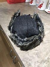 Mens Trapper Hat.New.