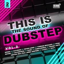 VARIOUS ARTISTS - THIS IS THE SOUND OF DUBSTEP, VOL. 2 USED - VERY GOOD CD