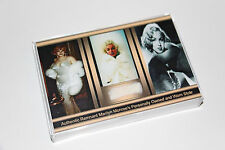 """AUTHENTIC Marilyn Monroe RARE REMNANT worm stole NEW!!! 5"""" X 7"""""""