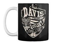 Its A Davis Thing Gift Coffee Mug