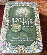 Lenormand Fairy Tale Tarot Deck Cards - Brand New! Pocket Size