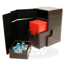 1 BCW Deck Locker LT Brown MTG Magic the Gathering Deck Protector Box