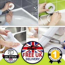 Anti-Mildew Waterproof Basin Window Sealing Plumber Bath Sealant Sink Tape UK