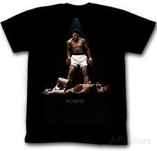 Muhammad Ali - Over Again Apparel T-Shirt XL - Black