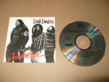 Bad Brains Quickness 12 track cd 1989 Press Rare Ex Condition