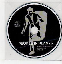 (FF442) People In Planes, Last Man Standing - 2008 DJ CD