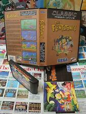 Megadrive MD:The Flintstones [TOP TAITO & CLASSIC RARE] COMPLET - Pal