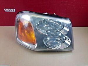 2002-2009 GMC Envoy Passenger Side Headlight Head light Lamp OEM