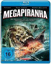 Mega Piranha ( Horror-Action ) mit Paul Logan, Tiffany, Barry Williams BLU-RAY