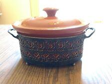 Guernsey Cooking Ware oval bean pot