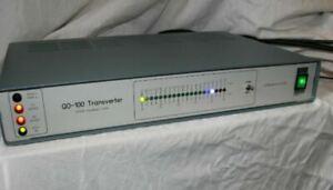 QO-100 TRANSVERTER 20 Watt Amateurfunk via Amateurfunksatellit / All in one !!!