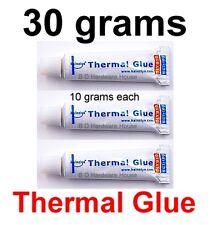 30g  (3 x 10g) Thermal Conductive Silicone Glue Adhesive - LED GPU Heatsink
