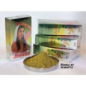 1x100g  *2018*Jamila Henna Powder Body Art Quality Crop Mehandi Powder Uk Seller