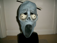 Horror Hallowen Latex zombie scream face mask