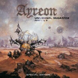 AYREON - UNIVERSAL MIGRATOR PART I & II (2CD)  2 CD NEW!