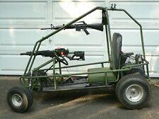 ✅ SALE! OFF-ROAD GO KART ~ Yerf-Dog #3002 ~ Mini Military Fast-Attack Vehicle