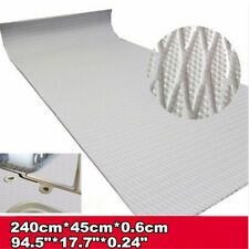 240*45cm EVA Foam NonSlip Flooring Carpet Teak Decking Car RV Boat Floor Mat 6mm