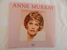 "ANNE MURRAY ""COULD I HAVE THIS DANCE"" PICTURE SLEEVE! NEW! ONLY NEW COPY ON eBAY"