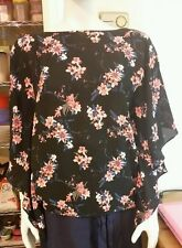 George Hip Length Singlepack Floral Tops & Shirts for Women