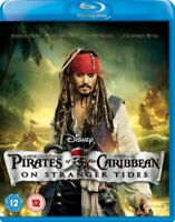 Pirates Of The Caribbean - On Stranger Tides Blu-Ray Nuevo Blu-Ray (BUY0172901)