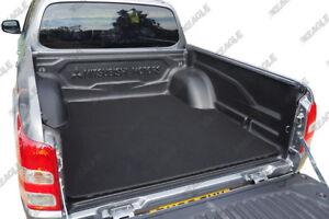 Mitsubishi L200 Series 5 Carpet Load Bed Liner Boot Mat Dog Mat 2015 On