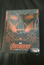 Avengers 2 Blufans exclusive Blu-ray Steelbook, Sealed/Mint,  fullslip version