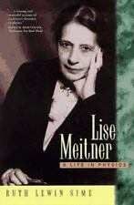Lise Meitner: A Life in Physics, Sime, Ruth Lewin, Acceptable Book