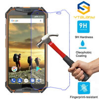 9H+ Tempered Glass Skin Film Screen Protector For Ulefone Armor 3 3T