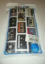"Funda silicona, "" Cassettes"", para Samsung Galaxy Note 3 Neo N7505"