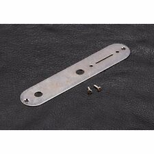 Gotoh Telecaster Control Plate Relic Chrome Finish