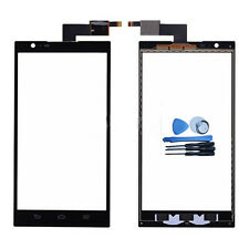 For ZTE ZMAX Z970 touch screen Digitizer Glass black colour Replacement + tools