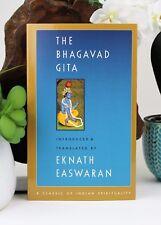 THE BHAGAVAD GITA - EASWARAN, EKNATH - NEW PAPERBACK BOOK